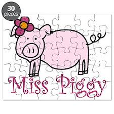 Miss Piggy Puzzle