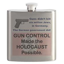 GUNS DID NOT KILL SIX MILLION JEWS... vs2 Flask