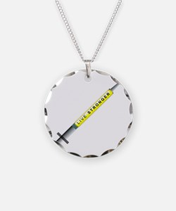 LIVE STRONGER Necklace