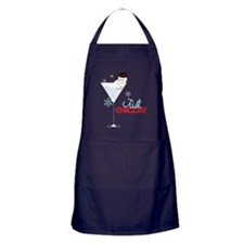 Just Chillin Apron (dark)
