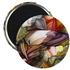 Colorful Abstract Magnet