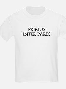 PRIMUS INTER PARES T-Shirt