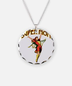 Super Mom Necklace