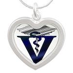 veterinarian logoShirt.png Necklaces