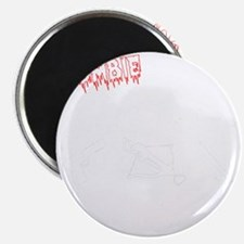 Zombie Hunters Magnet