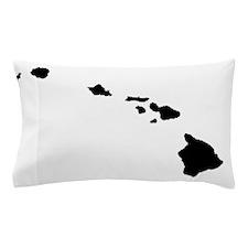 Hawaiian Islands Pillow Case