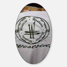 Westside Sticker (Oval)