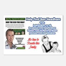 Yard Sign Postcards (Package of 8)