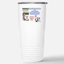 Yard Sign Travel Mug