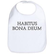HABITUS BONA DEUM Bib