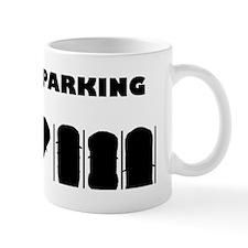 I suck at parking Mug