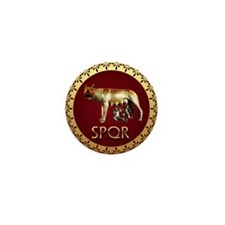 imperial rome Mini Button