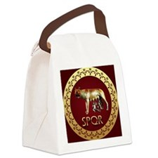 imperial rome Canvas Lunch Bag