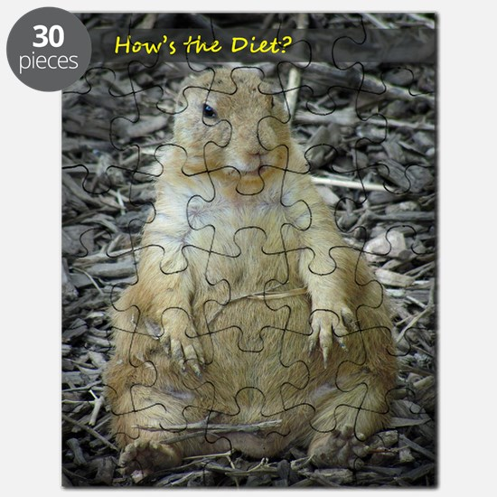 Hows the Diet? Puzzle