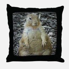Hows the Diet? Throw Pillow