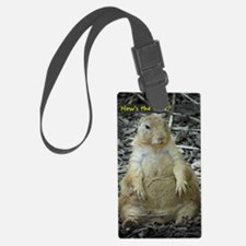 Hows the Diet? Luggage Tag