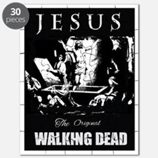 Jesus - The original walking dead Puzzle