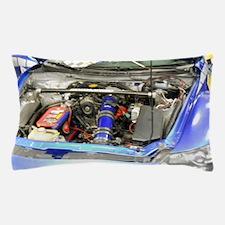 Mechanics Special Racing Car Pillow Case