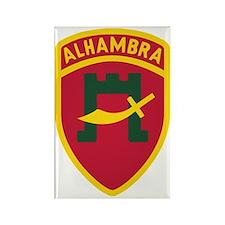Alhambra HS Rectangle Magnet