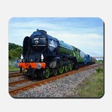 Flying Scotsman - Steam Train Mousepad
