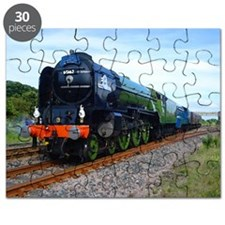 Flying Scotsman - Steam Train Puzzle