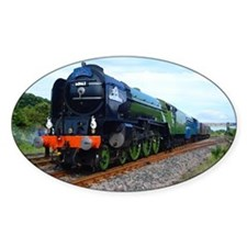 Flying Scotsman - Steam Train Decal