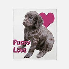 Boykin Puppy Love Throw Blanket
