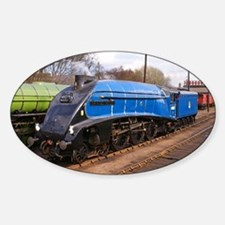 Sir Nigel Greasley - Steam Train Decal
