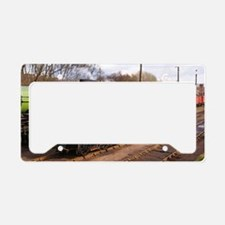 Sir Nigel Greasley - Steam Tr License Plate Holder