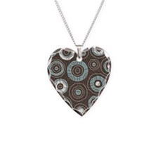 Circles Pattern Necklace