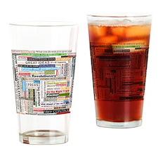 Inspiration Drinking Glass