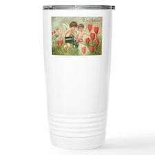 To my Valentine Travel Coffee Mug