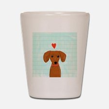 doxielovetile Shot Glass