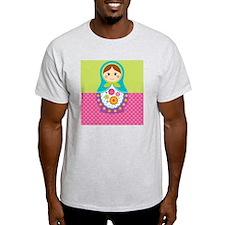 Matryoshka Blanket T-Shirt