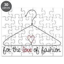 Love Of Fashion Puzzle