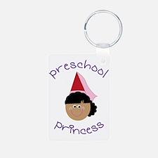Preschool Princess Keychains