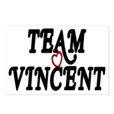 Team Vincent Postcards (Package of 8)