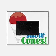 Snow Cones Picture Frame
