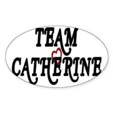Team Catherine Decal