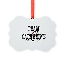 Team Catherine Ornament