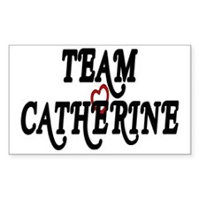Team Catherine Stickers