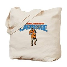 Lacrosse The Original American Sport Tote Bag