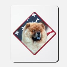 Chow Flag 2 Mousepad