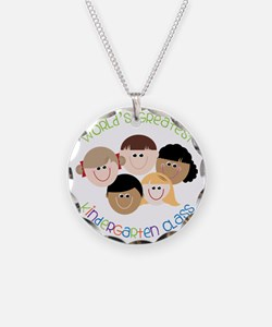 Kindergarten Class Necklace