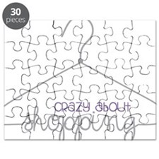 Crazy About Shopping Puzzle