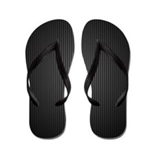 Stylish Black Lines Flip Flops