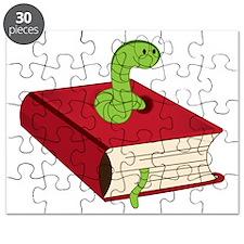 Bookworm Puzzle