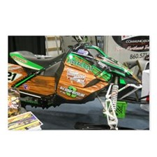 121 Artic Cat Snowmobile Postcards (Package of 8)