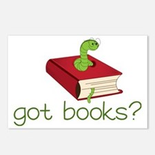 Got Books Postcards (Package of 8)