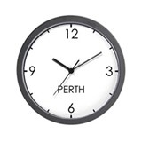 Perth Wall Clocks